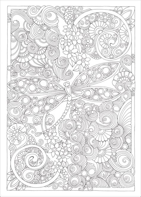 creative haven entangled dragonflies entangled dragonflies coloring book creative haven 064108 details rainbow resource center