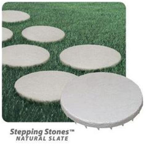 decorative stepping stones home depot 20x20 gray paver 7 47 at lowes out back pinterest