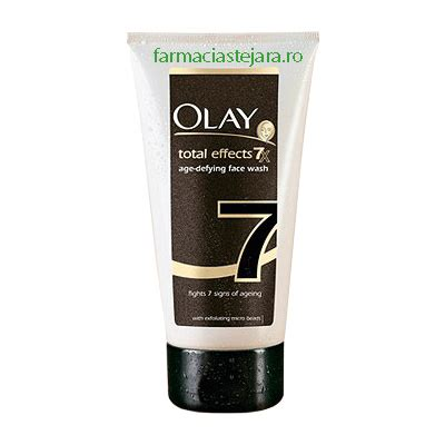 Olay Total Efect olay total effects 7 gel de curatare cu efect anti imbatranire