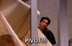 Friends Pivot by The Set Of Friends Is Coming To Yes