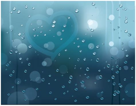 vector wallpaper tutorial how to create a rainy window vector background
