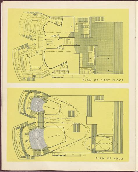 opera house floor plan sydney opera house the gold book state records nsw