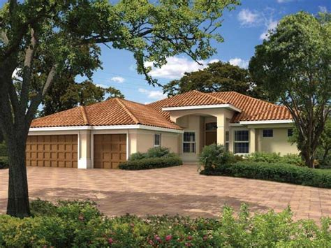 one story mediterranean house plans tuscan style kitchens one story mediterranean style homes mediterranean one story house plans