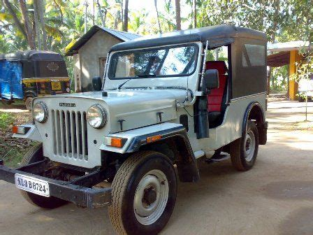 indian jeep mahindra 1996 model mahindra jeep with di engine for sale vehicles