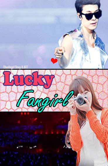 Celana Happy Lucky ff lucky fangirl drabble miryeohae