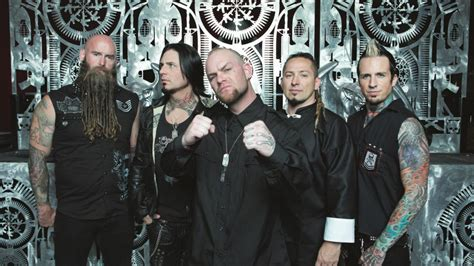 five finger death punch and breaking benjamin five finger death punch announce new album tour with