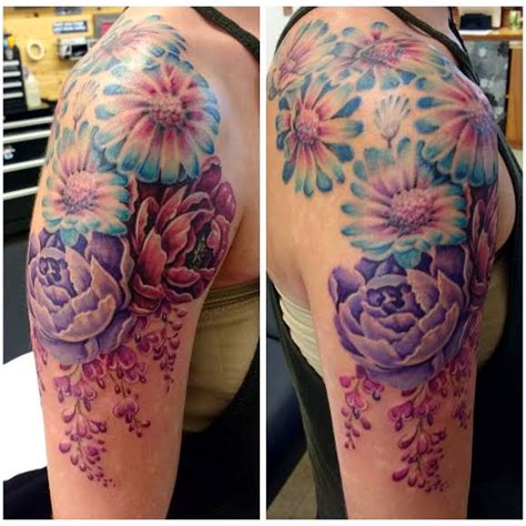 daisy and rose tattoo matt south seas