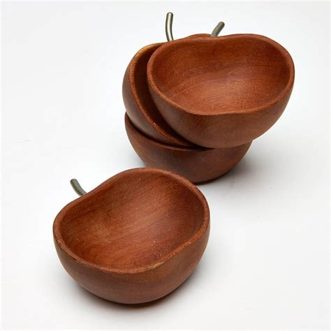 apple dishes wooden apple dish jacintapreston