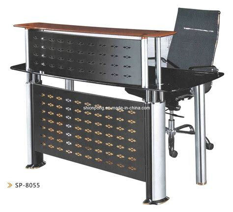 high desk table china high quality reception desk table counter sp 8055 china office furniture office desk