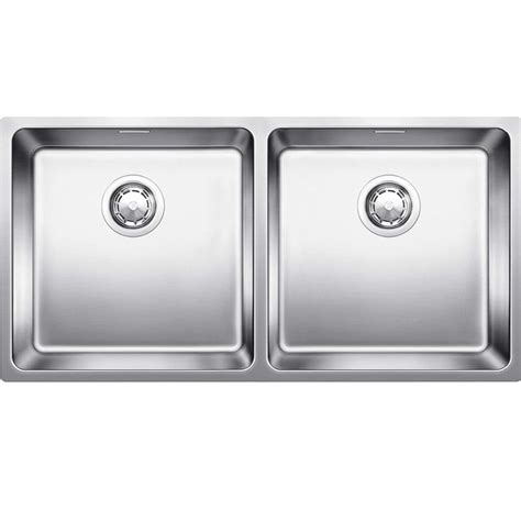 kitchen sink company blanco stainless steel sink blanco claron 400 blanco