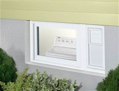 basement window with dryer vent dryer vent window bathroom products dryers and window