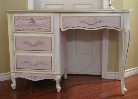 How To Paint A Desk White by Provincial Desk Painted In Sloan Antoinette
