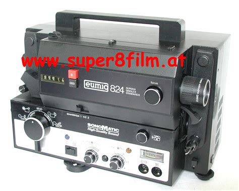 Super 8 Projectorsx
