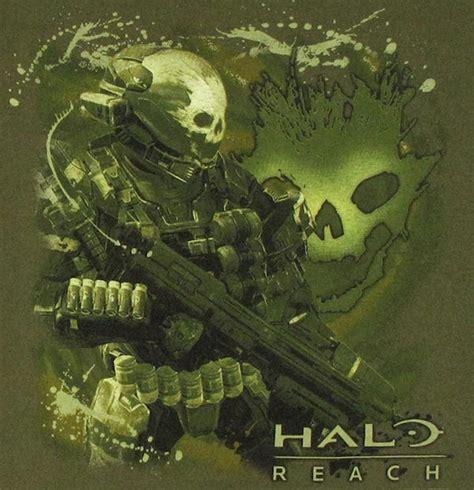 halo reach emile shotgun  shirt
