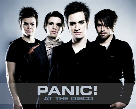 Panic At The Disco Panic At The Disco Unica Data Italiana Metallus It