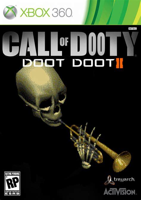 Doot Doot Meme - call of duty skull trumpet doot doot motherfuckers simons