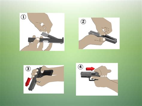 Clean A by 3 Ways To Clean A Glock Wikihow