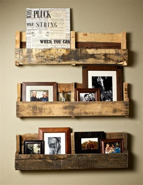 Shelf Projects by Shelving Pallet Project