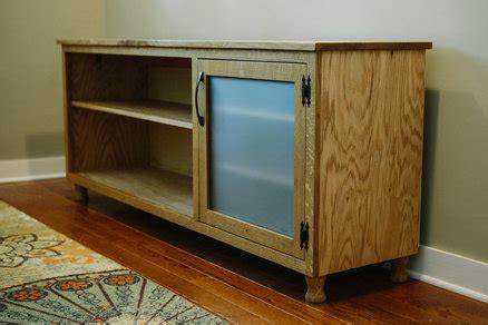 the media console bookshelf by wmwalkerco lumberjocks