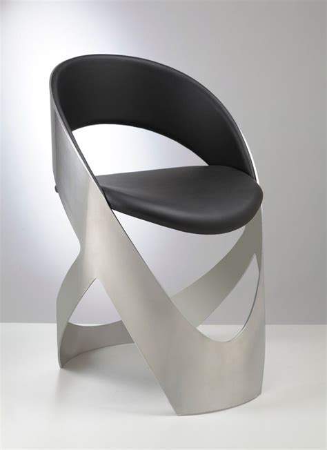 stylish modern chair designs by martz edition customizable modern elegance tube chairs from martz