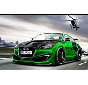 Green Cars 1600&2151010 Wallpaper 2178908