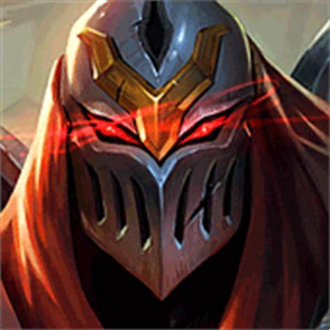 video tutorial zed league of legends statistics chion stats summoner