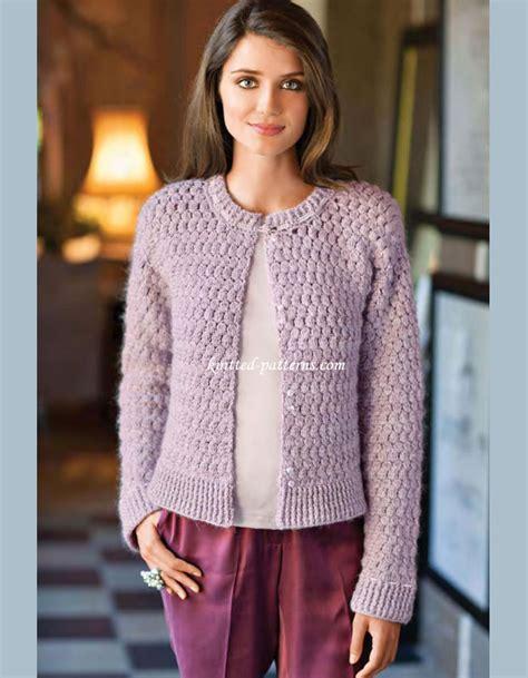 crochet pattern ladies cardigan crochet women s cardigans
