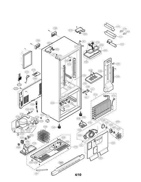 kenmore elite refrigerator parts diagram kenmore elite refrigerator parts model 79578342803