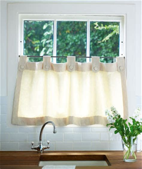 short curtains for kitchen the deco blog kitchen window curtains 101