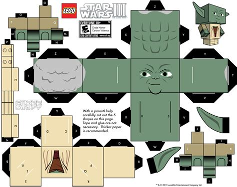 Papercraft Cubeecraft - 1000 images about armables on paper toys