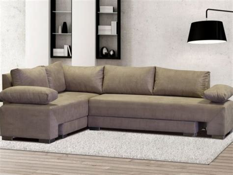 sleeper couch  shaped