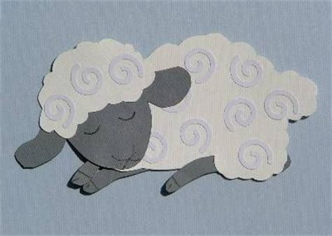 cardboard sheep template 17 best images about sheep misc crafts on