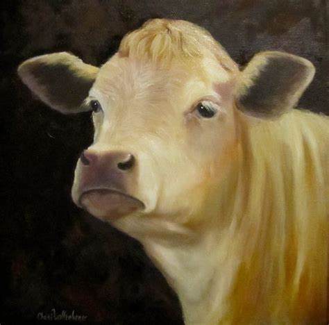 bob ross paintings of animals 1000 images about cow paintings on a cow