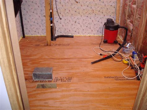how to replace bathroom floor in a mobile home home fatare