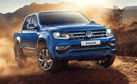 New Volkswagen Amarok 2019 by 2019 Vw Amarok Changes Specs Price Truck Release