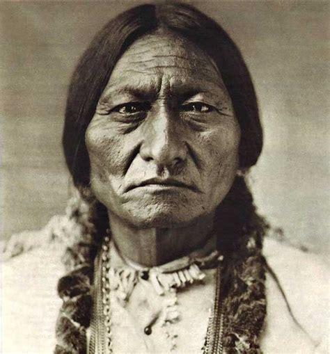 capo indiano toro seduto chi sono gli indiani d america i nativi americani