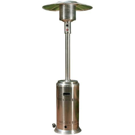 outdoor heater patio stainless outdoor patio heater rental premiere events