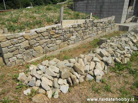 costo realizzazione giardino come costruire un muro in pietra