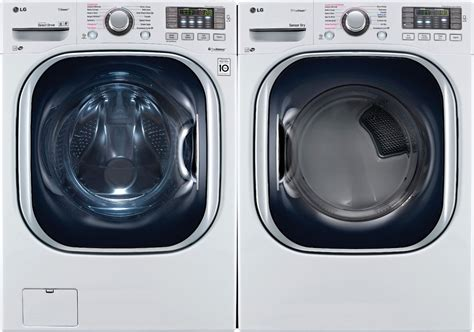 front load washer and dryer lg wm4370hwa front load washer dlgx4371w dryer