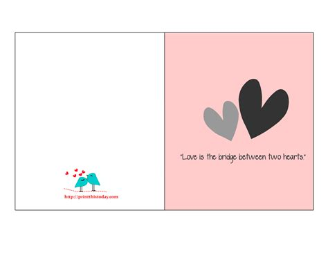 Gift Card Sayings - valentine cards with love quotes