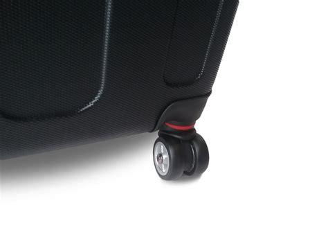 Wheels Black Initial D personalised black initial suitcase hb