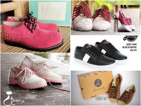 Nih 19 Sepatu Handmade sepatu bagus ya di sepatu bandung shop merdeka