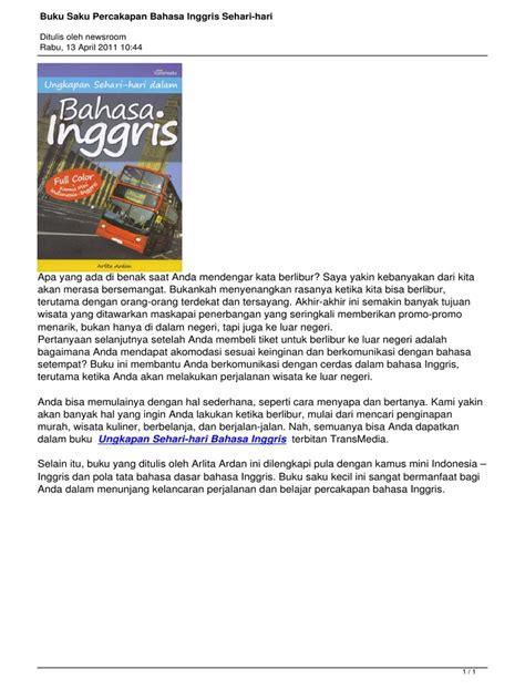 biography judika dalam bahasa inggris buku saku percakapan bahasa inggris sehari hari
