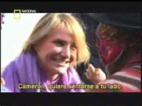 Cameron Diaz Offends Peruvians by Cameron Diaz En Machu Picchu 4real Nat Geo 1