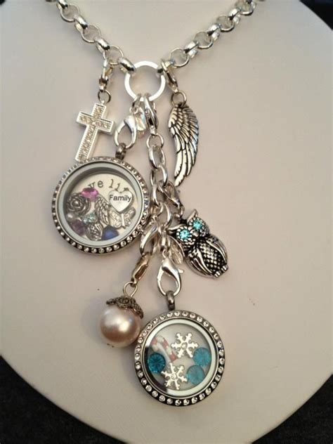 Origami Lockets And Charms - 25 best ideas about living lockets on
