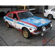 Datsun PB210 Rally CAR Sunny Excellent Works Nissan In