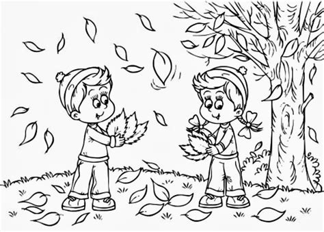 how fall coloring pages make wonderful moment minister