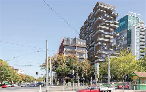 596 St Kilda Road Melbourne Residential Project