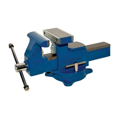 bench wise yost multipurpose mechanic s reversible swivel base vise