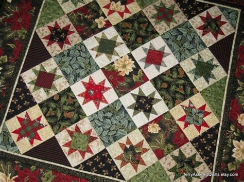 Sawtooth Quilt Pattern by Sawtooth Quilt Quilts